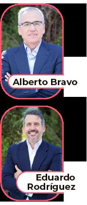 Alberto Bravo - Eduardo Rodriguez