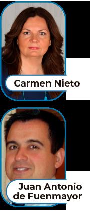 Carmen Nieto - Juan Antonio Fuenmayor