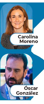 Carolina Moreno Oscar Gonzalez