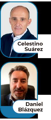 Celestino Suarez - Daniel Blázquez