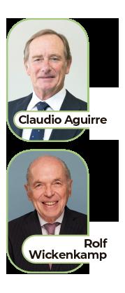 Claudio Aguirre - Rolf Cickenkamp