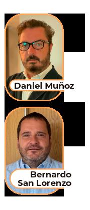 Daniel Munoz - Bernardo San Lorenzo