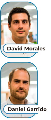 Davd Morales - Daniel Garrido