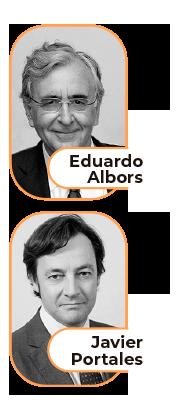 Edduardo Albors - Javier Portales