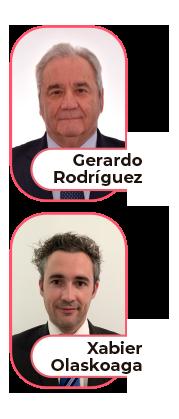 Gerardo Rodriguez - Xabier Olaskoaga