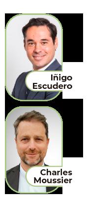 Iñigo Escudero - Charles Moussier