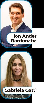 Ion Ander Bordonaba - Gabriela Gatti