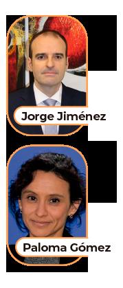 Jorge Jimenez - Paloma Gomez