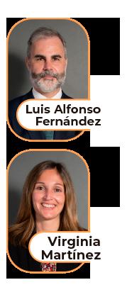 Luis Alfonso Fernandez - Virginia Martinez
