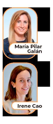 Maria Pilar Galan - Irene Cao