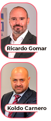 Ricardo Gomar - Koldo Carnero