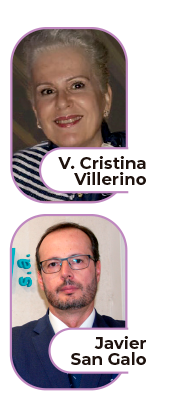 V Cristina Villerino - Javier San Galo