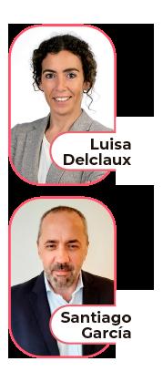 luisa delclaux - Santiago Garcia